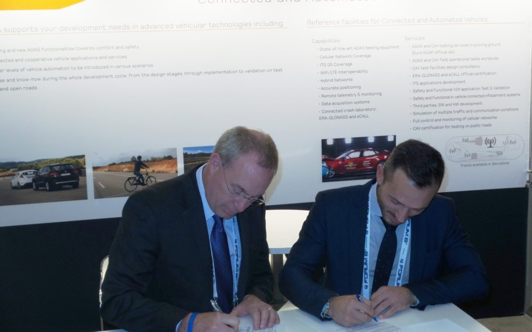 EU and US to cooperate on Connected Vehicle Architecture