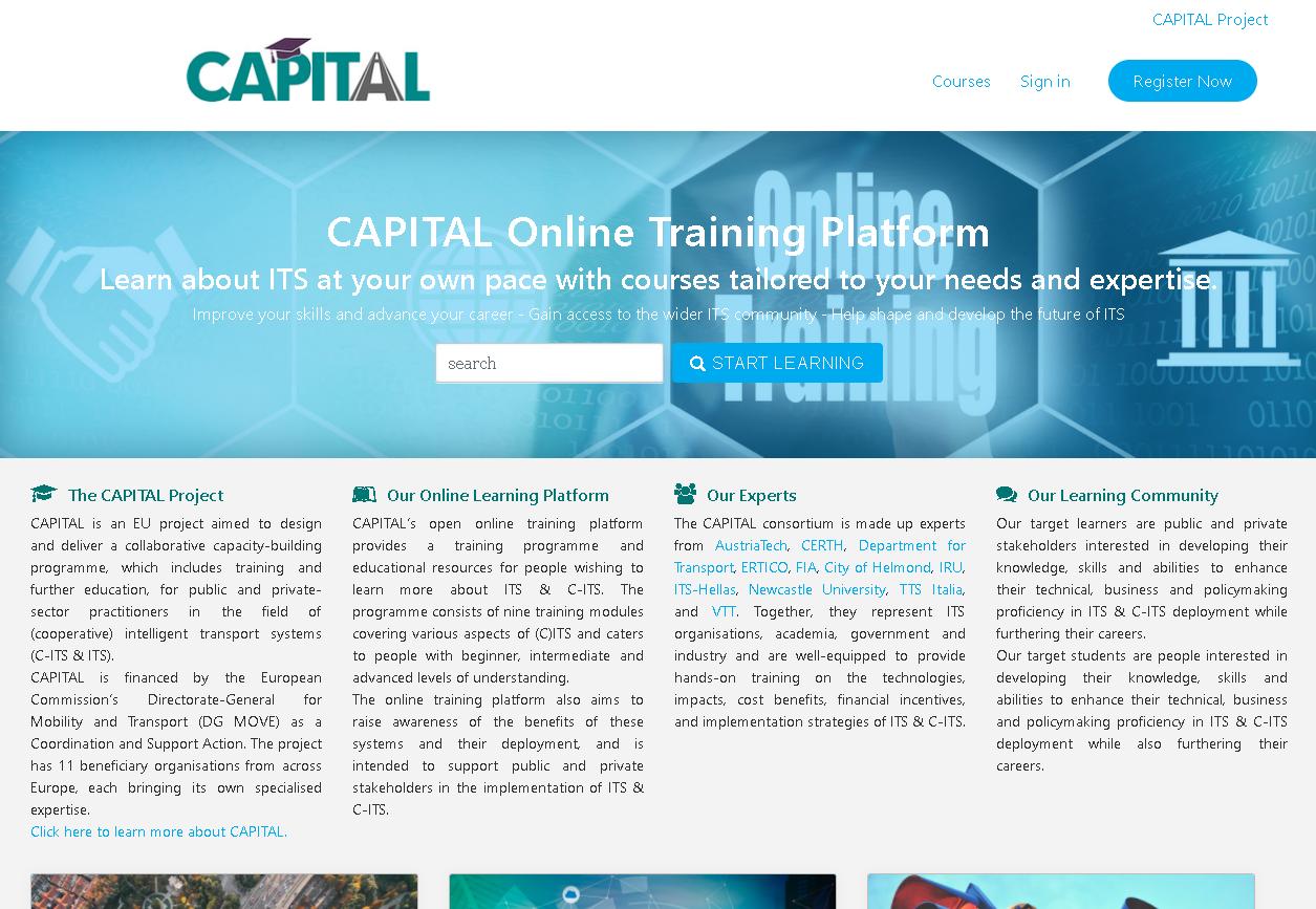 Register now for intelligent transport systems online