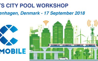 Register now for the C-ITS City Pool Workshop, Copenhagen, Denmark, September 17th