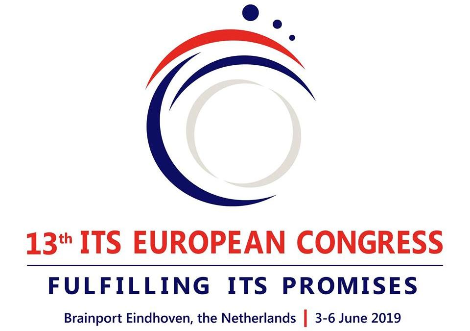 Join us at the ITS European Congress, Brainport, 3-6 June