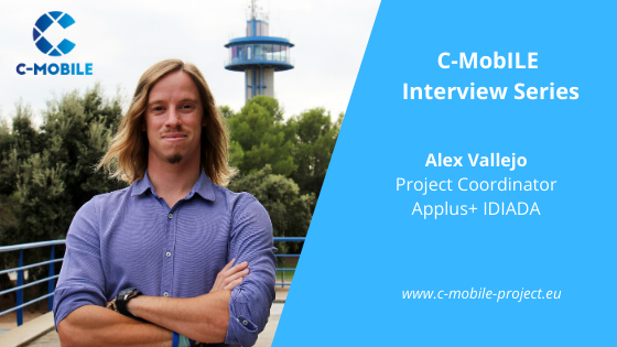 Talking C-MobILE with Alex Vallejo, Applus+ IDIADA