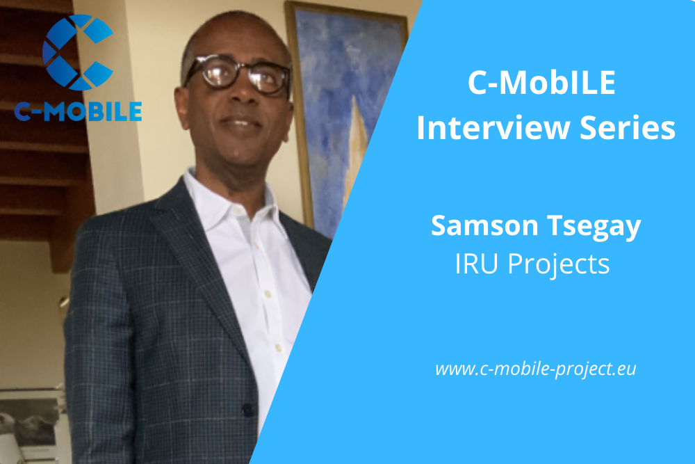 From theory to practice: a talk with IRU's Samson Tsegay on C-MobILE's training programme