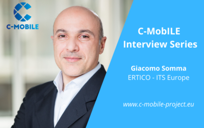 Exploring the benefits of C-ITS for cities and users with ERTICO's Giacomo Somma