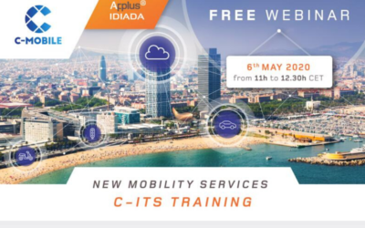 Share and discuss how C-ITS can improve mobility in cities with this free webinar
