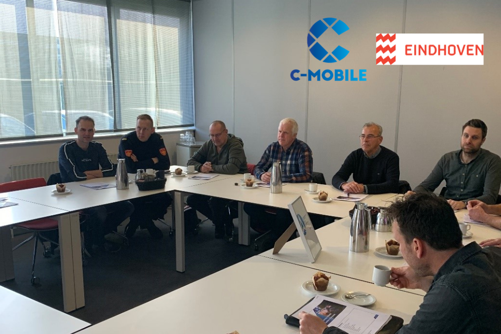 C-MobILE's training in Helmond is all about the Dutch pilot site tests