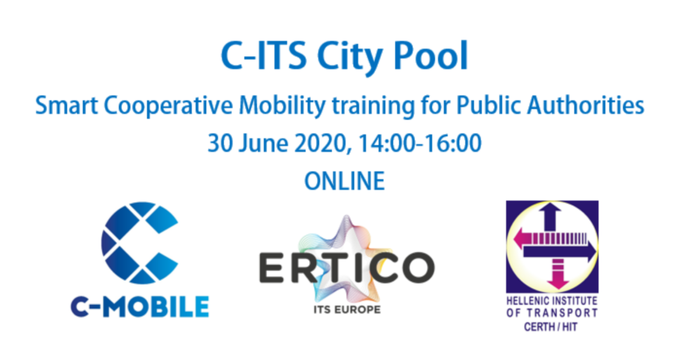 Latest C-ITS City Pool announced