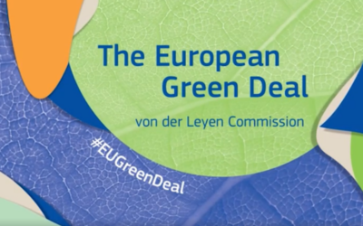 European Green Deal: help shape this call by 3 June 2020