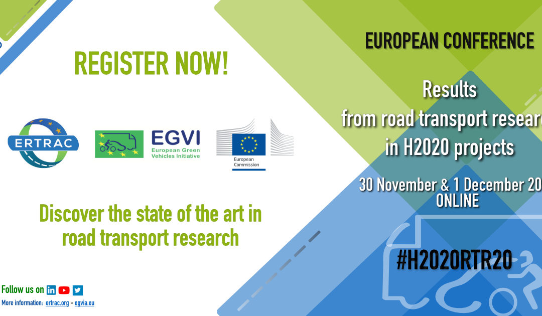 C-MobILE at the H2020 Road Transport Research European Conference
