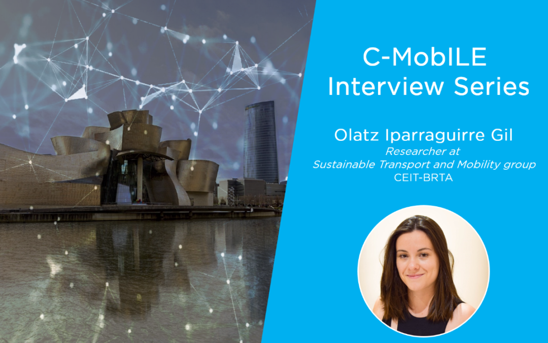 Interview with Olatz Iparraguirre, CEIT Bilbao DS leader