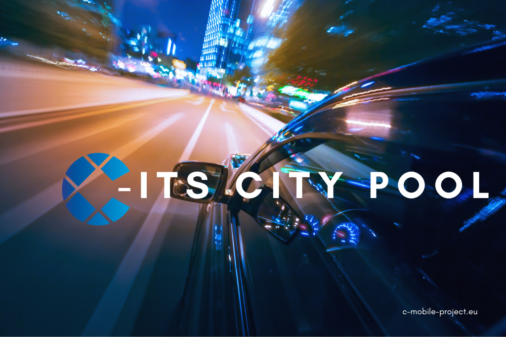 C-ITS City Pool highlights public authorities ambitions and future plans for smart mobility