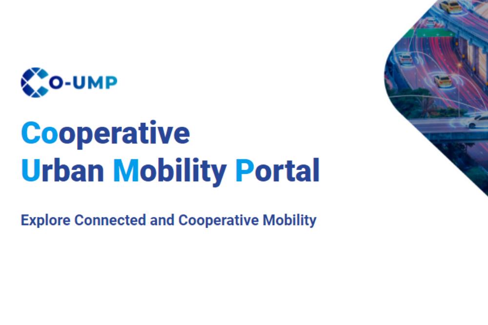 New Cooperative Urban Mobility Portal